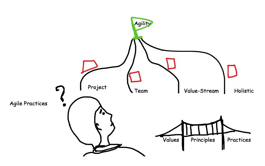 Agile Practices Roadmap