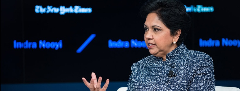 Visionary Women In Business: Indra Nooyi(CEO,PepsiCo)