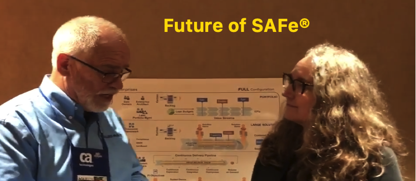 Tranformation Blog Series Future of SAFe