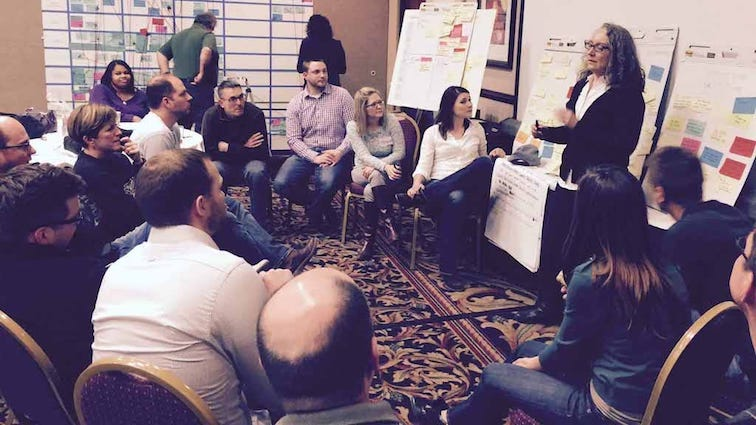Agile Managers Certification Program
