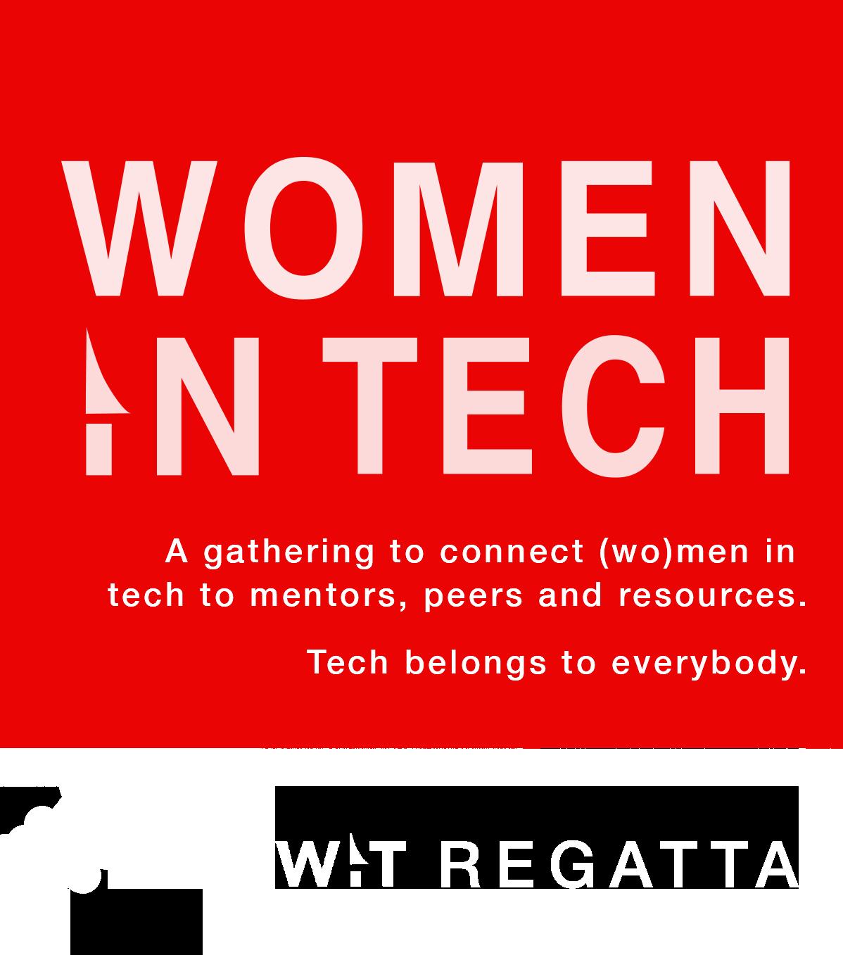 Women in Tech (WiT) Regatta